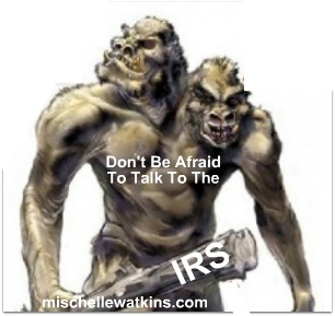afraid to talk to the irs-mischellewatkins-com